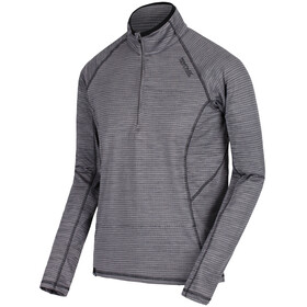 Regatta Yonder Langærmet T-shirt Herrer grå